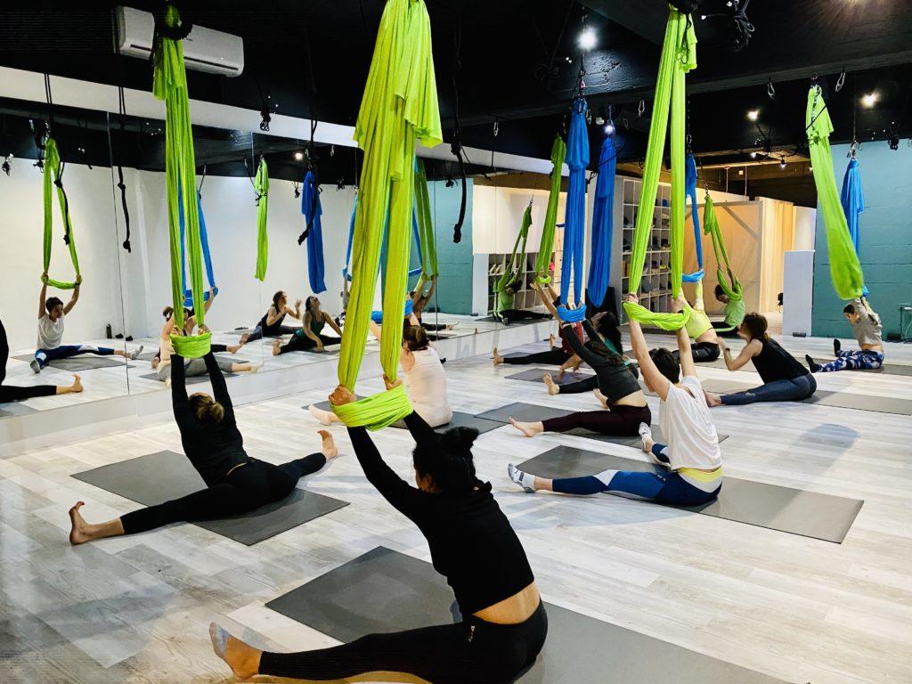aerial Yoga Malta